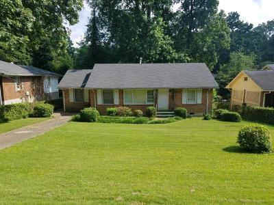 Decatur Single Family Home For Sale: 1975 Ethel Lane
