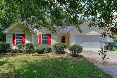 Snellville Single Family Home For Sale: 4391 Marci Street
