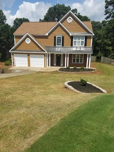 Forsyth County Single Family Home For Sale: 3850 Wake Robin Way