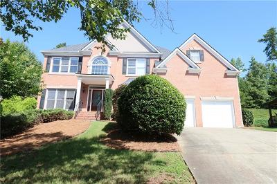 Alpharetta Single Family Home For Sale: 12525 Magnolia Circle