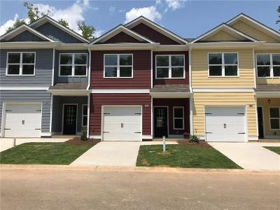 Pickens County Condo/Townhouse For Sale: 57 Towne Club Drive #43