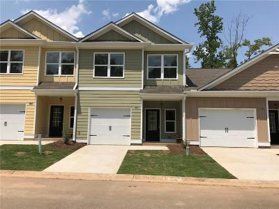 Pickens County Condo/Townhouse For Sale: 65 Towne Club Drive #45