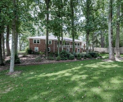 Acworth Single Family Home For Sale: 4774 Hillside Drive