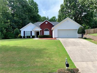 Barrow County, Forsyth County, Gwinnett County, Hall County, Walton County, Newton County Single Family Home For Sale: 1360 Princeton View Court