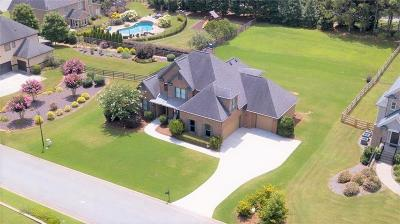 Cumming Single Family Home For Sale: 6085 Heritage Manor Drive