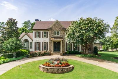 Single Family Home For Sale: 3311 Cranmore Chase