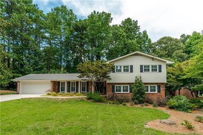 Dekalb County Single Family Home For Sale: 1220 Mill Glen Drive