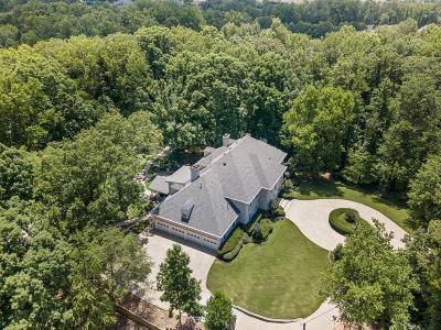 Marietta Single Family Home For Sale: 1390 Piedmont Road