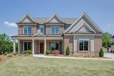 Suwanee Single Family Home For Sale: 535 Settles Brook Court