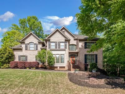 Suwanee Single Family Home For Sale: 3525 Chartwell Ridge