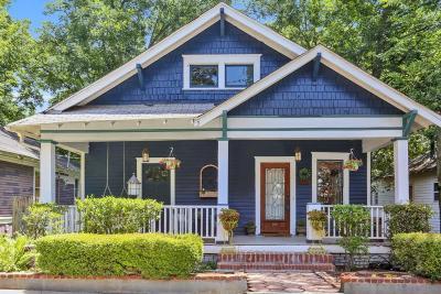 Single Family Home For Sale: 592 Waldo Street SE