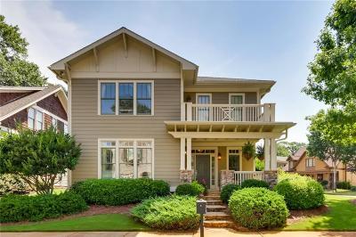 Dekalb County Single Family Home For Sale: 423 Rammel Oaks Drive