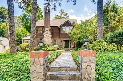 Morningside Single Family Home For Sale: 745 E Morningside Drive NE