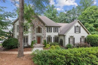 Johns Creek Single Family Home For Sale: 304 W Country Drive