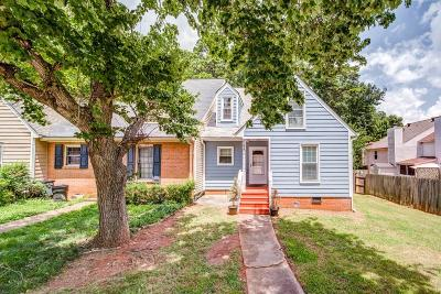 Marietta Condo/Townhouse For Sale: 594 Manning Road SW