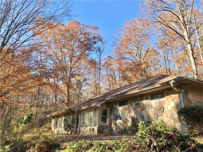 Carroll County, Coweta County, Douglas County, Haralson County, Heard County, Paulding County Single Family Home For Sale: 4150 Oak Hill Road