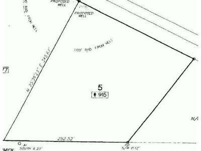 Dawsonville GA Residential Lots & Land For Sale: $80,000