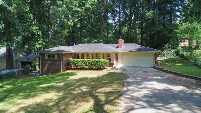 Tucker Single Family Home For Sale: 2795 Old Norcross Road