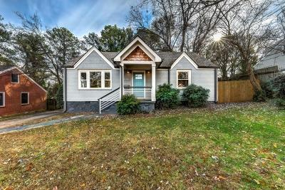 Dekalb County Single Family Home For Sale: 2031 Cogar Drive