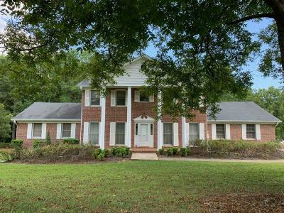 Covington Single Family Home For Sale: 375 Smith Store Road