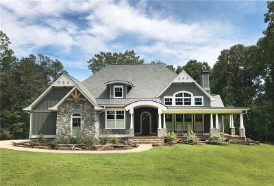 Jasper Single Family Home For Sale: 4454 Damascus Road