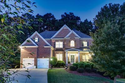Marietta Single Family Home For Sale: 3334 Ebenezer Farm Road