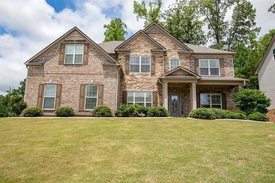 Acworth Single Family Home For Sale: 701 Bronze Court