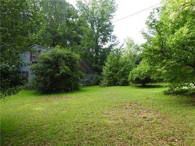 Powder Springs Single Family Home For Sale: 5555 Elliott Road