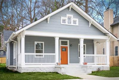 West End Single Family Home For Sale: 381 Lawton Street SW