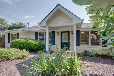 Single Family Home For Sale: 888 Teton Avenue SE