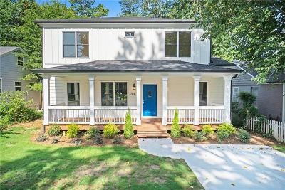 Single Family Home For Sale: 264 Sisson Avenue
