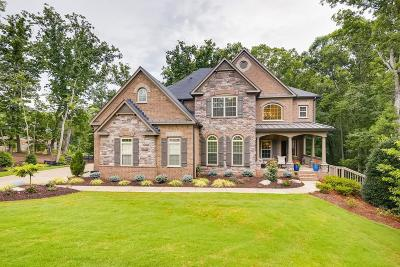 Alpharetta Single Family Home For Sale: 207 Legends Trail
