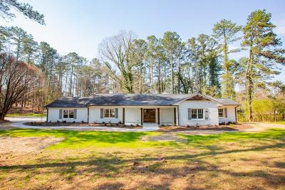 Forsyth County Single Family Home For Sale: 3917 Melody Mizer Lane