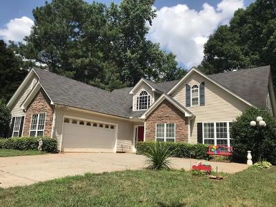 Hall County Single Family Home For Sale: 4125 Evian Way