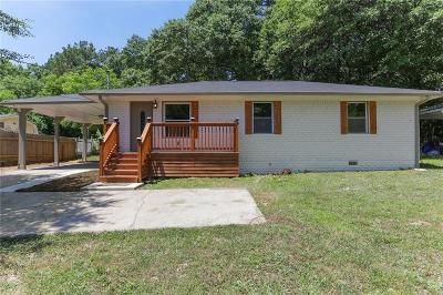 Single Family Home For Sale: 2618 Birch Street SE