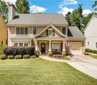Dekalb County Single Family Home For Sale: 1796 Duke Road