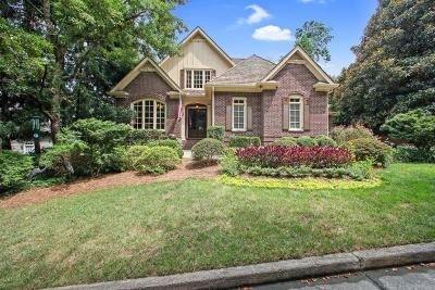 Highpoint Single Family Home For Sale: 4585 Peachtree Dunwoody Road
