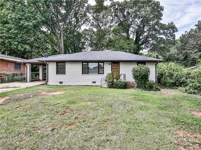 Dekalb County Rental For Rent: 3414 Midway Road