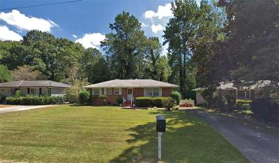 Brookhaven Residential Lots & Land For Sale: 2082 Drew Valley Road NE