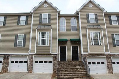 Forsyth County Rental For Rent: 3545 Deep Cove Drive