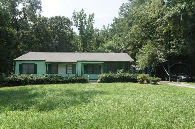 Powder Springs Single Family Home For Sale: 3207 Gus Robinson Road