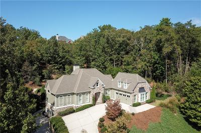 Hall County Single Family Home For Sale: 3517 Lake Ridge Drive