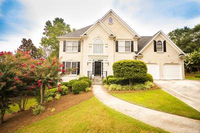 Douglasville Single Family Home For Sale: 3420 Hearthstone Place
