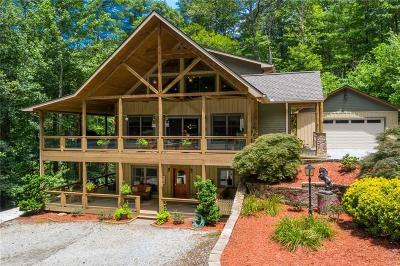 Rabun County Single Family Home For Sale: 1933 Worley Creek Rd