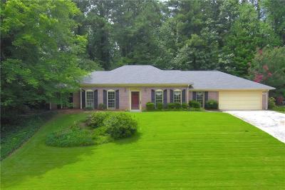 Marietta Single Family Home For Sale: 1447 Brookcliff Drive