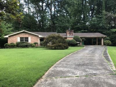 Atlanta Single Family Home For Sale: 2361 Bradcliff Drive NE