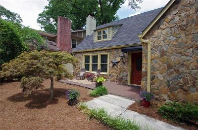 Atlanta Single Family Home For Sale: 1006 McLynn Avenue NE