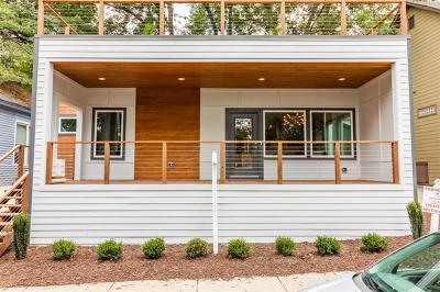 Fulton County Single Family Home For Sale: 800 Fulton Terrace SE