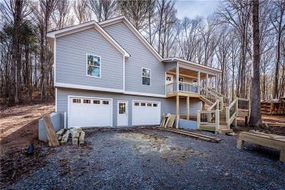 Jasper Single Family Home For Sale: 204 Ollie Long Road