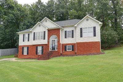 Forsyth County Single Family Home For Sale: 2555 Misty Hollow Lane
